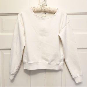 Rag & Bone Crewneck Pullover Sweatshirt Top Sz XS